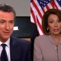 Gavin Newsom is Nancy Pelosi's nephew